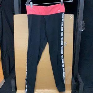 PINK Victoria's Secret YOGA pants Medium